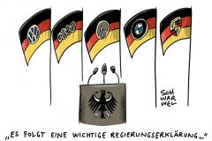 Ministerpräsident Weil weist Vorwürfe zurück: Regierungserklärung zur Abgasaffäre vorab nur für Faktencheck an VW gegeben