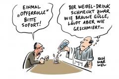 Nach Weidel-Gate bei Slomka: Alice Weidel sagt kurzfristig Auftritt in ZDF-Talkshow ab