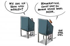 Wählen gehen