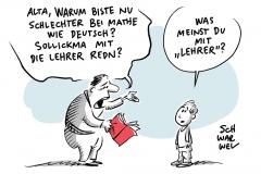 Bildungsstudie: Grundschüler schlechter in Mathe und Deutsch