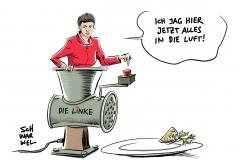 Sarah Wagenknecht Die Linke Partei