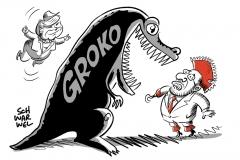 Nach Jamaika-Aus: SPD im GroKo-Dilemma
