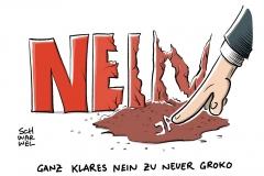 """""""Wenn die Inhalte stimmen"""": Schulz' Nein zu GroKo bröckelt"""
