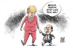Mögliche Regierungsbeteiligung: Schulz will SPD-Basis abstimmen lassen