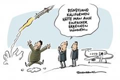 Neuer Test mit Hwasong-15: Nordkorea feuert seine stärkste Rakete ab