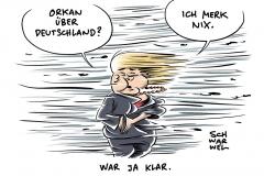 Merkeldämmerung: Medien beschwören Ende der Kanzlerschaft