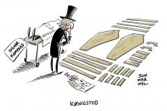 IKEA-Gründer ist tot: Genialer Unternehmer, Sparfuchs und NS-Sympathisant Ingvar Kamprad