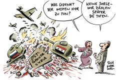 Vereinte Nationen zu Verbrechen des Assad-Regimes: Russland blockiert UN-Resolution zu Ost-Ghouta, der Westen schaut tatenlos zu