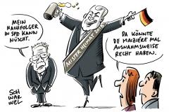 Große Koalition: De Maizière zweifelt an Seehofers Eignung als Innenminister