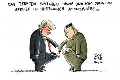 Nordkorea und USA: Trump und Kim wollen sich treffen