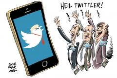 Heil Twitter Putin AfD Gauland Weidel von Storch