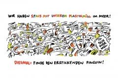 Plastik und Umweltverschmutzung: Kompost und Biomüll ist voller Mikroplastik