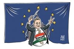 Wahlsieg für Orbáns rechtsnationale Fidesz-Partei: Ungarn auf dem Weg in die Wahl-Autokratie