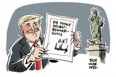 Trump Begnadigung Russland Putin