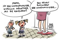 Asylstreit in der Union: Seehofer will Entscheidung am Sonntag