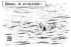 Lifeline-Kapitän vor Gericht: Scharfe Kritik an der EU
