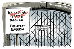 Union erzielt Einigung im Asylstreit: Transitzentren an der Grenze zur Österreich