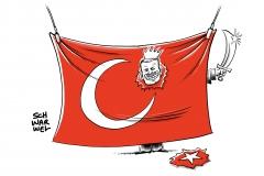 Türkei Erdogans neue Amtszeit: noch mehr Macht