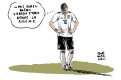 Echo auf Özil-Rücktritt: DFB und DFL weisen Rassismus-Vorwürfe zurück