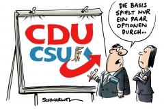 Blau-blaue Ideen an der Basis: CSU-Politiker werben für Bündnis mit AfD; CDU-Bundestagsabgeordnete Willsch empfiehlt AfD als künftigen Koalitionspartner der Union