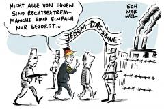 Nazi-Krawalle in Chemnitz: Versagt hat dort die CDU
