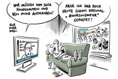 Nach Chemnitz neuer Hashtag #wirsindmehr: Außenminister Heiko Maas fordert mehr Engagement gegen Rassismus