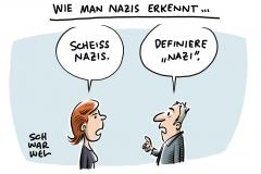 Chemnitz und rechtes Gedankengut: Selbstbild der Deutschen ist falsch