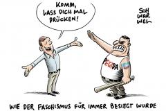 """Rechtsextremismus """"kein ostdeutsches Thema"""": Sachsen-Anhalts MP Haseloff fordert nach rechtsextremen Protest in Köthen bundesweite Aktion"""