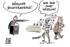 """Johannes Kahrs nach Bundestag-Eklat: """"Wenn Kritik die AfD trifft, macht die nur Mimimi"""""""