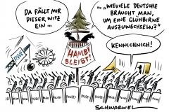 RWE gegen Umweltaktivisten: Maßloser Polizeieinsatz für Kohleabbau