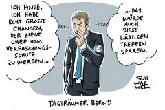 Innenminister zu Ex-Behördenchef: Seehofer lässt Maaßen-Nachfolge offen