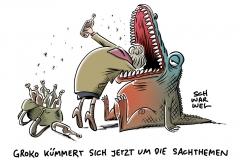 SPD-Bundesvize fordert: Nach Streit um Maaßen Rückkehr zu Sachthemen