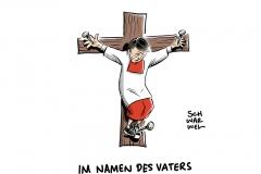 Missbrauch in der Kirche: Kardinal Marx bittet um Entschuldigung fürs Vertuschen