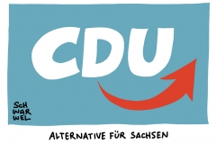 Landtagswahl 2019 in Sachsen: Neuer CDU-Fraktionschef schließt Koalition mit AfD nicht aus