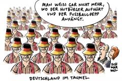UEFA-Entscheidung gegen Türkei: Fußball-EM 2024 findet in Deutschland statt