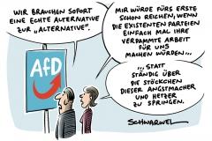 Nach Vorstoß in Sachsen: Bundes-Union erteilt striktes Nein zu Koalition mit AfD
