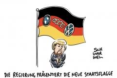Brandbrief an Kommission Luxemburg schaltet EU gegen Berlins Diesel-Plan ein
