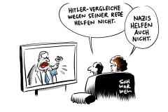 """Debatte über Gaulands Gastbeitrag: """"Hitler-Vergleiche helfen nicht weiter"""""""