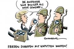 Bundeswehr-Nachfolgesuche für G36: Alle Sturmgewehre versagen im Test