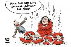 SPD-Krise nach vernichtender Bayernwahl: Hoffen und Bangen auf Hessen