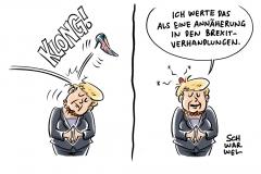 """Merkels EU-Regierungserklärung """"Großbritannien soll enger Partner bleiben"""""""