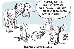 Noch größere Engpässe befürchtet: Deutschland fehlen 273.000 Kita-Plätze