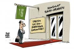 Riad macht Kehrtwende – Saudische Justiz: Khashoggi wurde vorsätzlich getötet