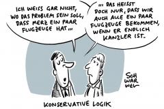 Kandidat um CDU-Vorsitz Friedrich Merz: Millionär der Mittelschicht
