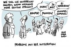 Integrations-Debatte: Lehrer allein können das nicht richten