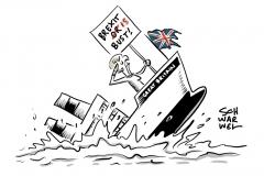 Rede zum Brexit vor Abstimmung im Unterhaus: May hält an Austrittsdatum fest