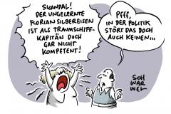 """""""Deutschland diskutiert: Florian Silbereisen neuer Traumschiff-Kapitän"""
