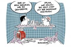 Bis zu 447 Euro mehr: SPD-Arbeitsminister legt Konzept für Grundrente vor, Union lehnt ab