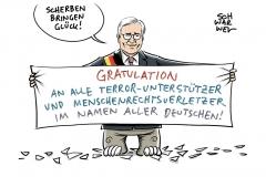 """""""""""Nicht in meinem Namen!"""": Steinmeier gratuliert Iran – Kritik auch vom Zentralrat der Juden"""