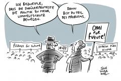 ZDF-Politbarometer: Mehrheit bezweifelt Erfolg des Schülerprotests